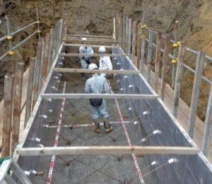 治山・林道工事の施工管理指導